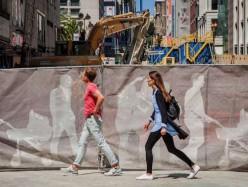 San Francisco和Berkeley位居最適合步行街區之列