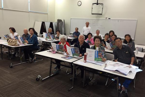 AARP推出國語明智駕駛者課程