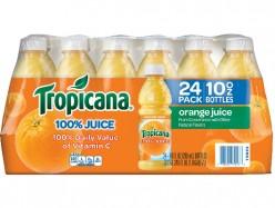 $12.98 Tropicana橙汁,買兩箱立減$5!