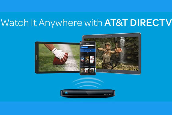 AT&T DIRECTV觀賞視頻無遠弗届