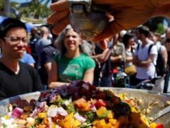 週末去Oakland品嚐有機美食!