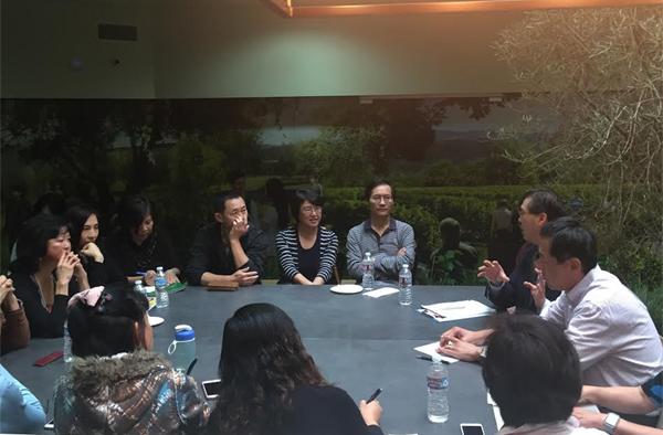 Cupertino社區熱心人士籌建社區文化中心圓桌會議