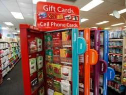 購買二手禮品卡要小心被騙