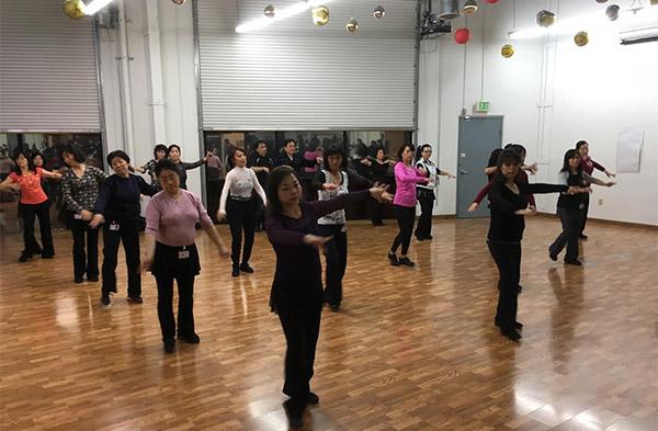 加州排舞協會創立十三年  3月份免費入門課程
