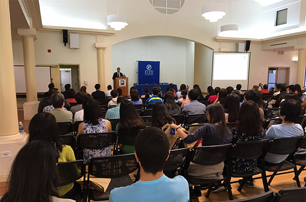 新法教育學院通往大學之路大型教育博覽會