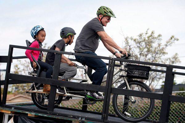 不只電動汽車 電動自行車也成明日交通之星