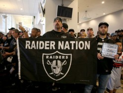 NFL球隊老闆表決 Raiders可遷往賭城