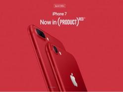 蘋果紅了!紅色版iPhone 7和Plus週五開售