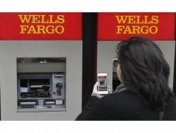富國銀行下周升級全部ATM機  實現無卡存取功能