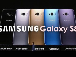 三星Galaxy S8容易碎屏