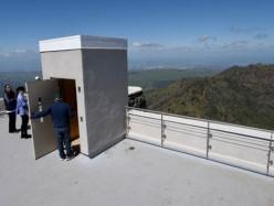 Mt. Diablo遊客中心殘障電梯壞了兩年才修好