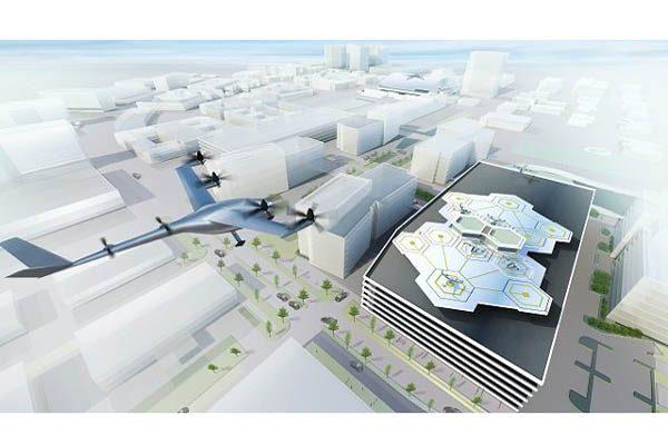 Uber計畫2020年前推出飛天車