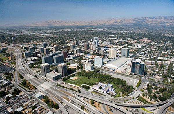 硅谷聖荷西市中心熱門房產土地待售