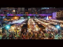 每月第三個週五SOMA Pilipinas區 舉行SF夜市