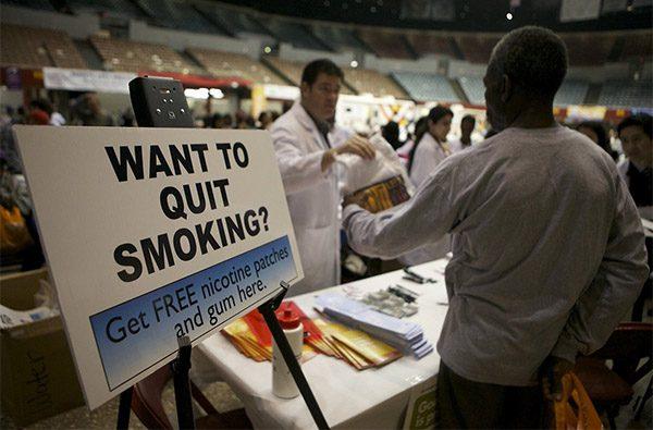 研究指菸草公司拿尼古丁替代療法賺錢