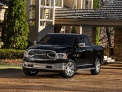 Fiat Chrysler召回近50萬輛Ram卡車