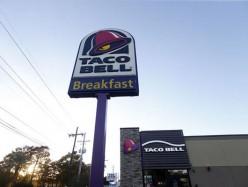 Taco Bell現在比Burger King大