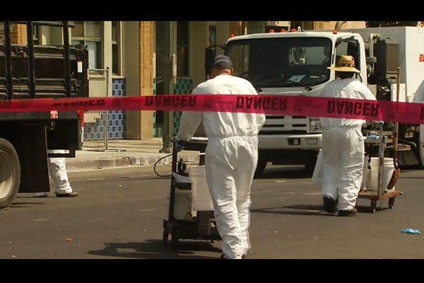 洛杉磯甲肝疫情爆發