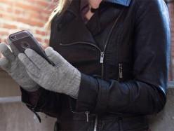 冬天來了買一副觸控式螢幕手套