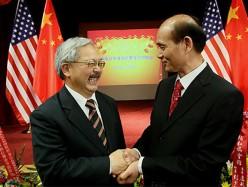 舊金山總領事館對李孟賢市長逝世表哀悼