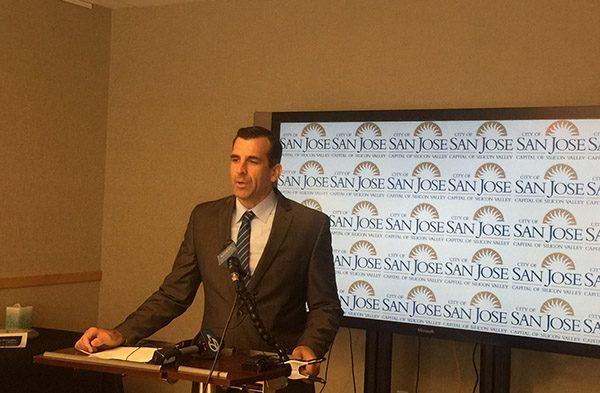 San Jose市長對已故舊金山市長李孟賢追思