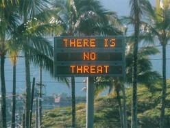 夏威夷參議員稱導彈來襲誤報不可原諒