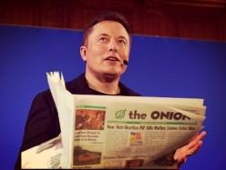 Elon Musk事業興趣又多了個喜劇